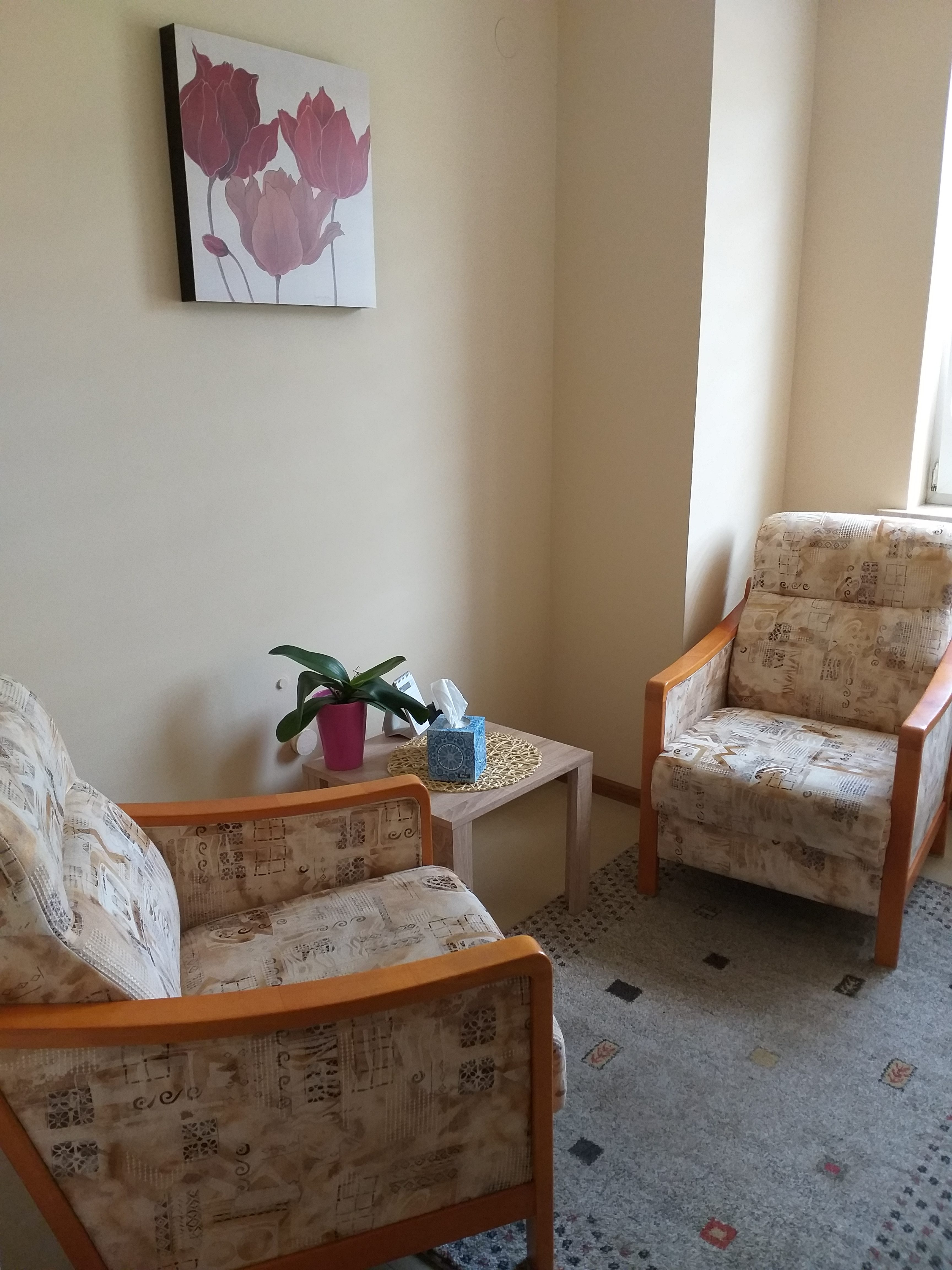 Gabinet psychoterapeuty w Kielcach